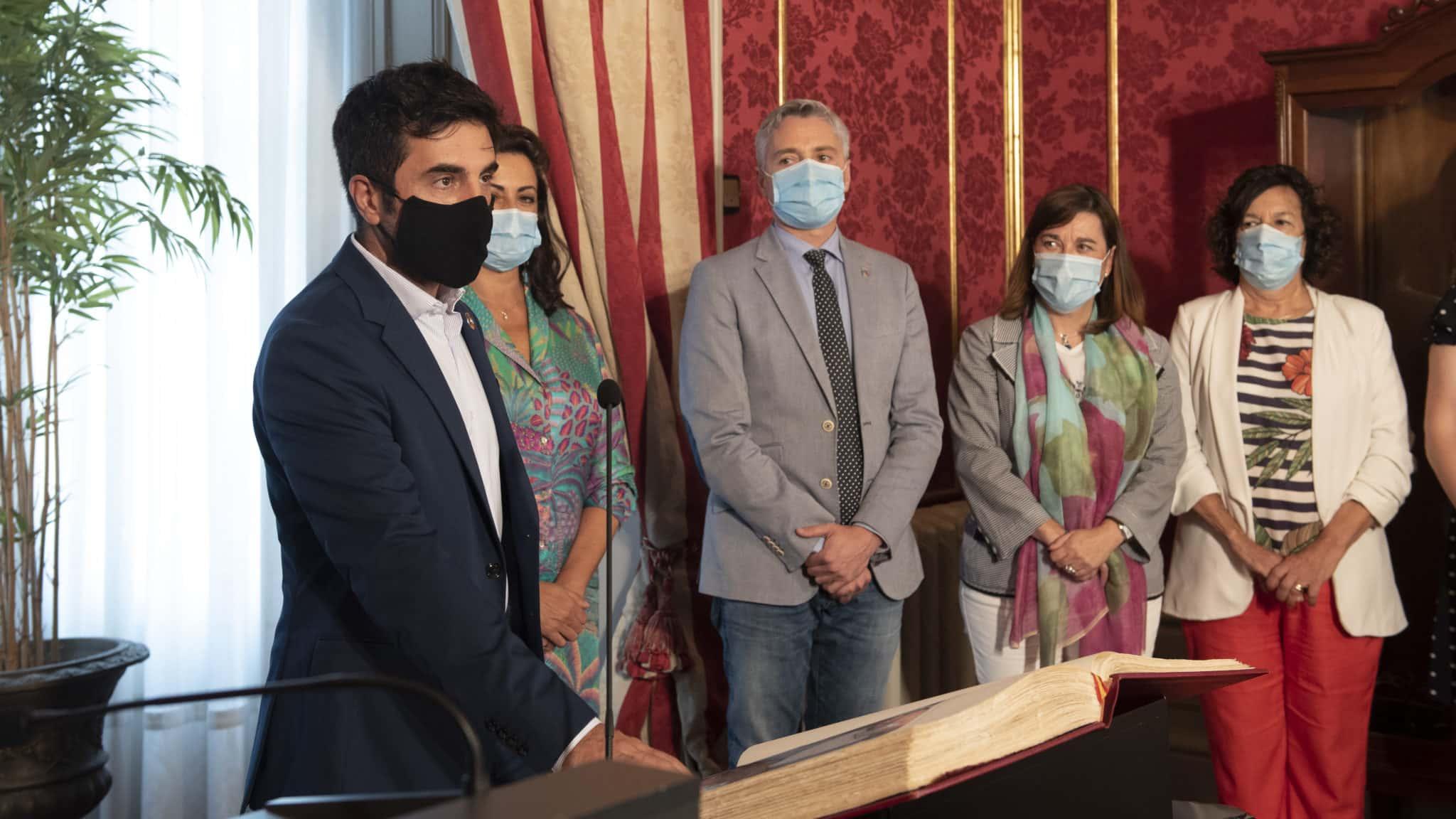 El nuevo consejero de Transición Ecológica apuesta por un futuro para La Rioja basado en la sostenibilidad ambiental 1