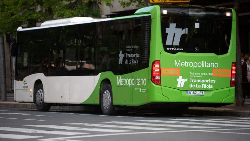 Bus metropolitano