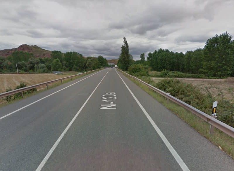 Carretera N-120 Nájera
