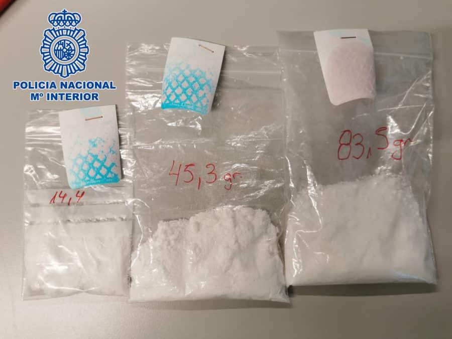 La Policía Nacional detiene a un hombre por almacenar drogas en el trastero de otro vecino 1