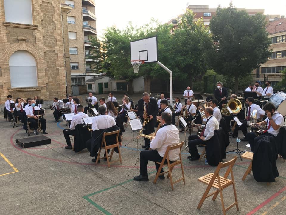 La Banda de Música de Haro regresó a los escenarios con un concierto lleno de homenajes 2