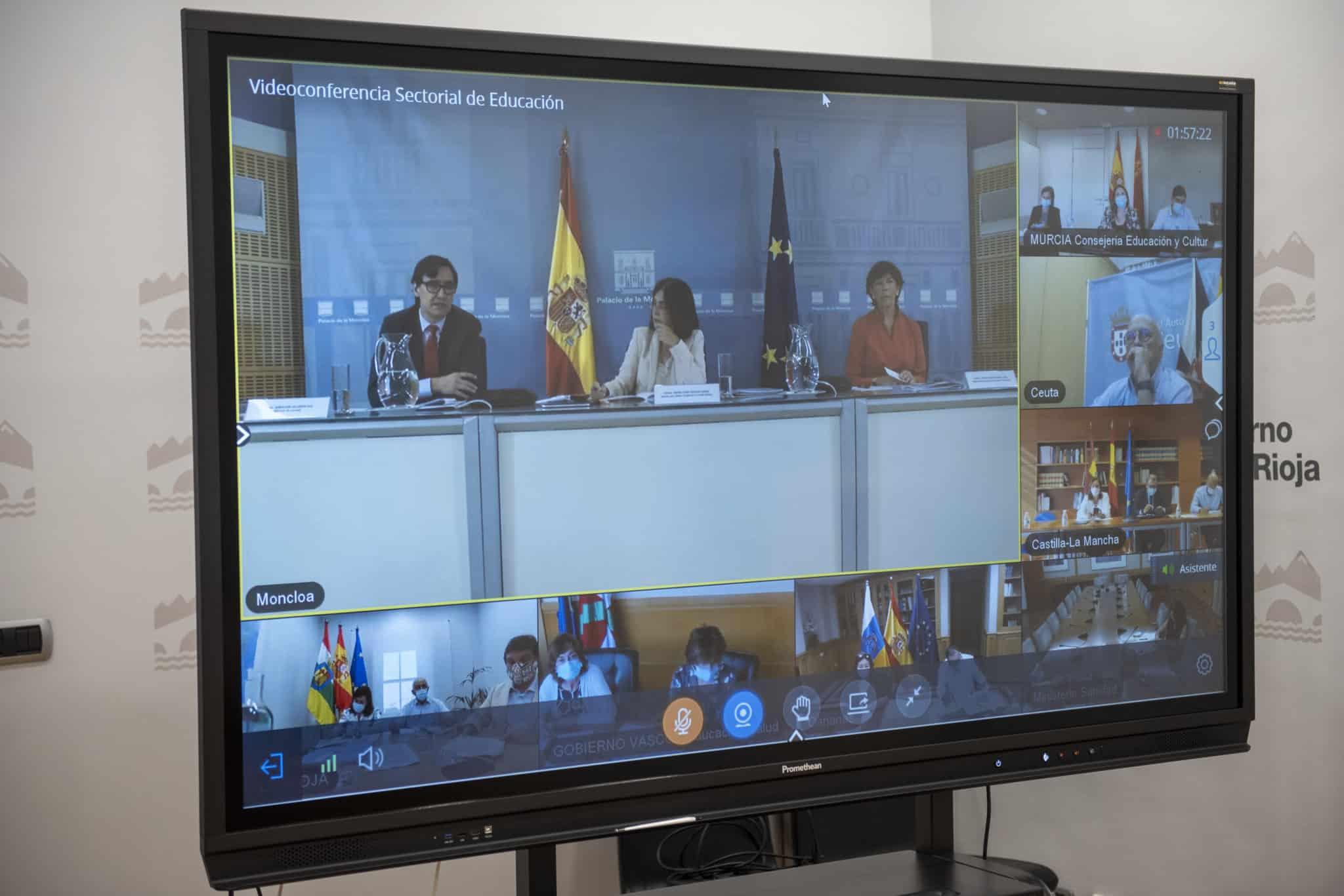 """La Rioja se suma al """"consenso generalizado"""" por un regreso a las aulas marcado por la presencialidad y la seguridad 1"""