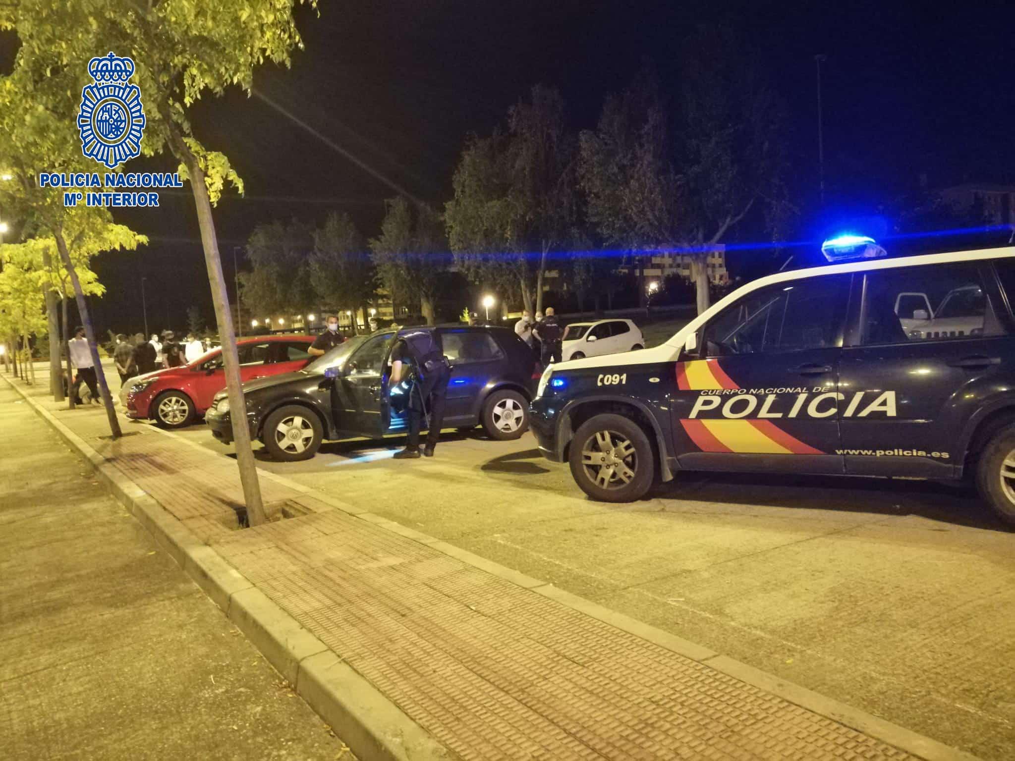 195 personas propuestas para sanción durante este mes en Logroño por no llevar mascarilla 2