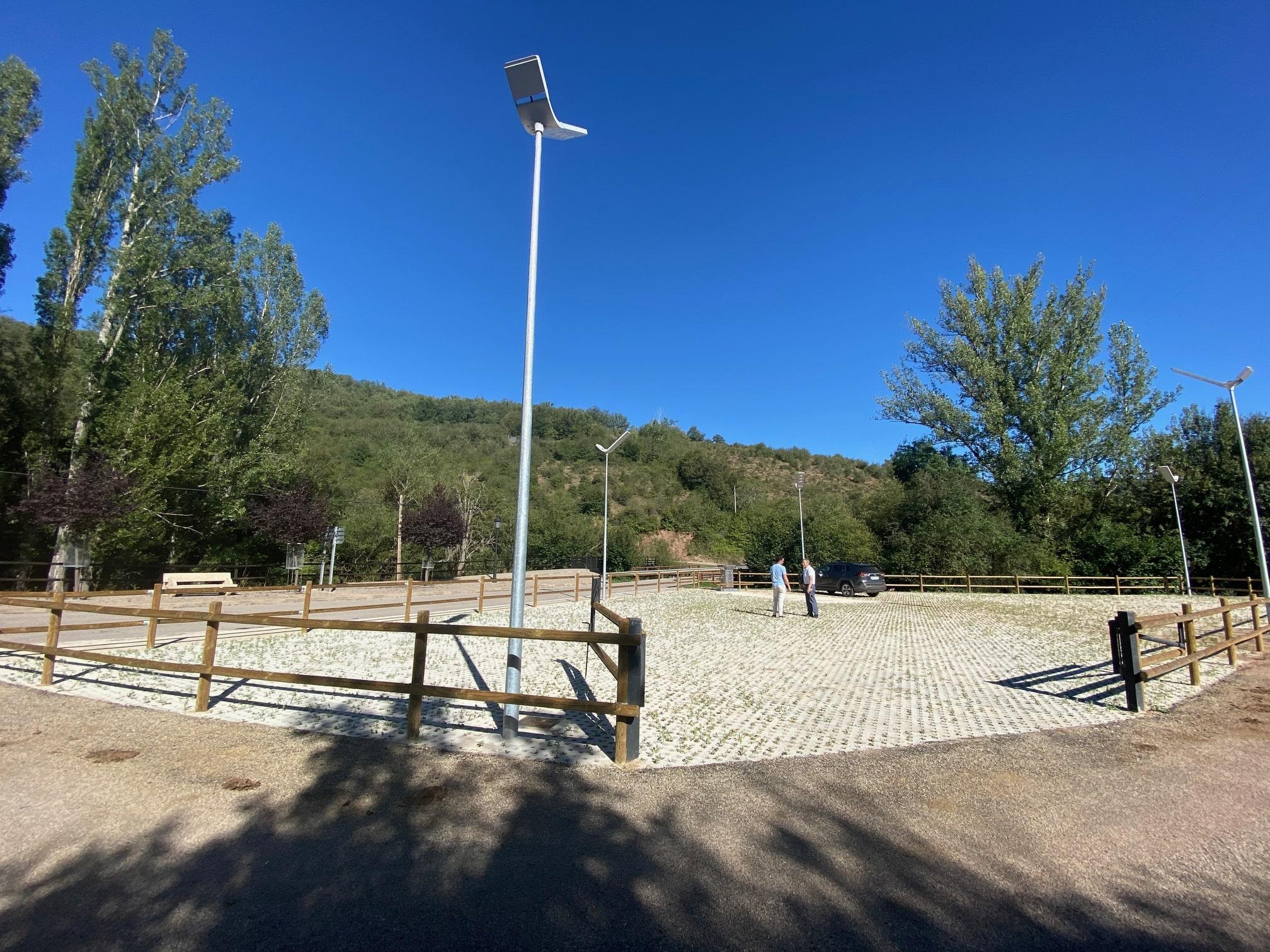 Autocaravanas Canales de la Sierra