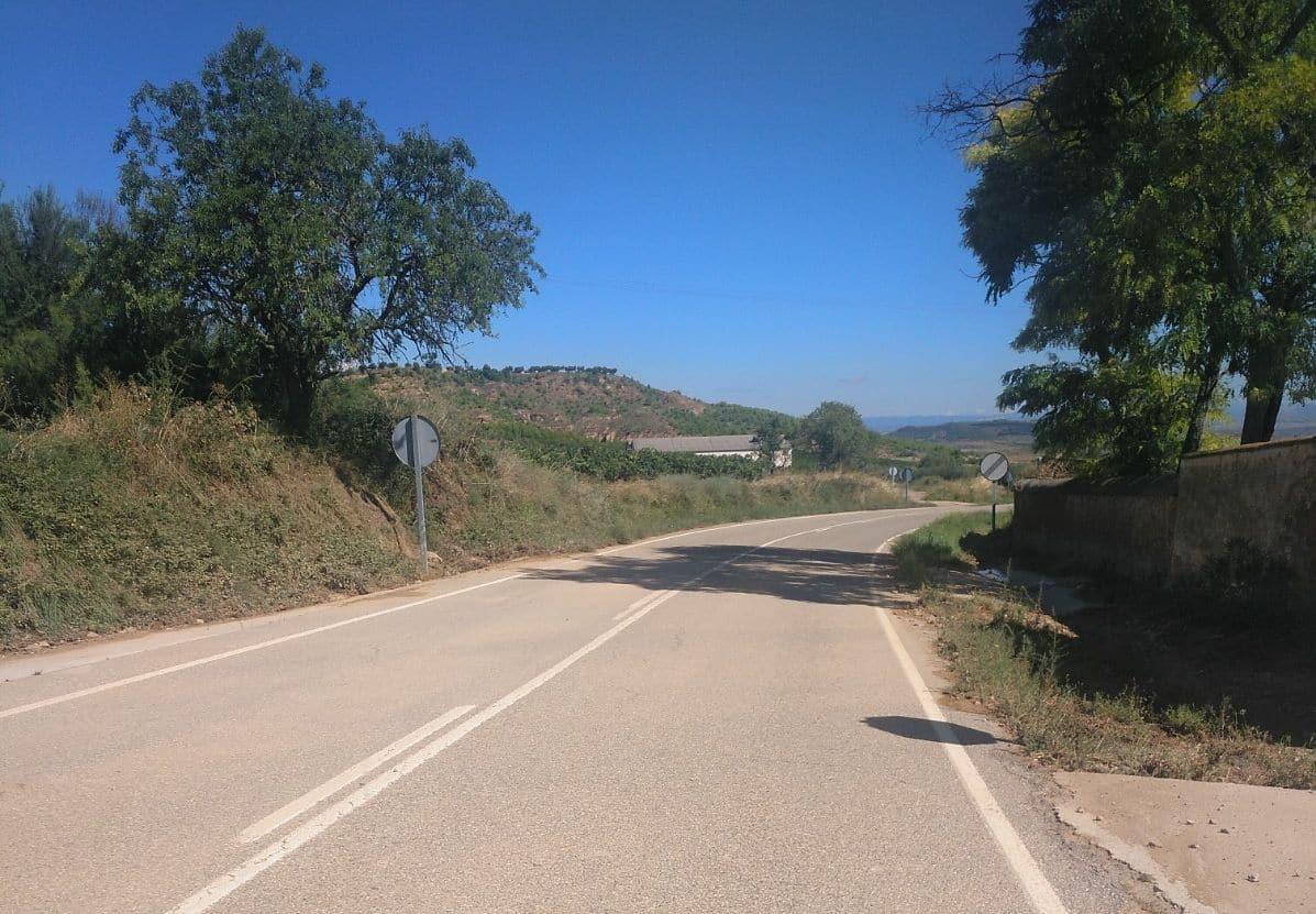 La Rioja solicitará a la CHE la reorganización de las acequias en la carretera de Corera 1