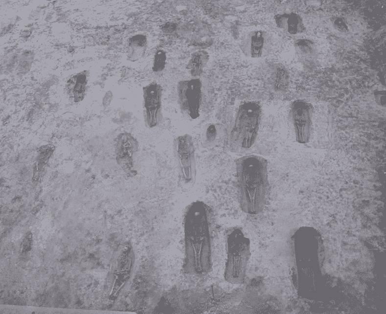 Finaliza la excavación arqueológica en el yacimiento de Grañón 1