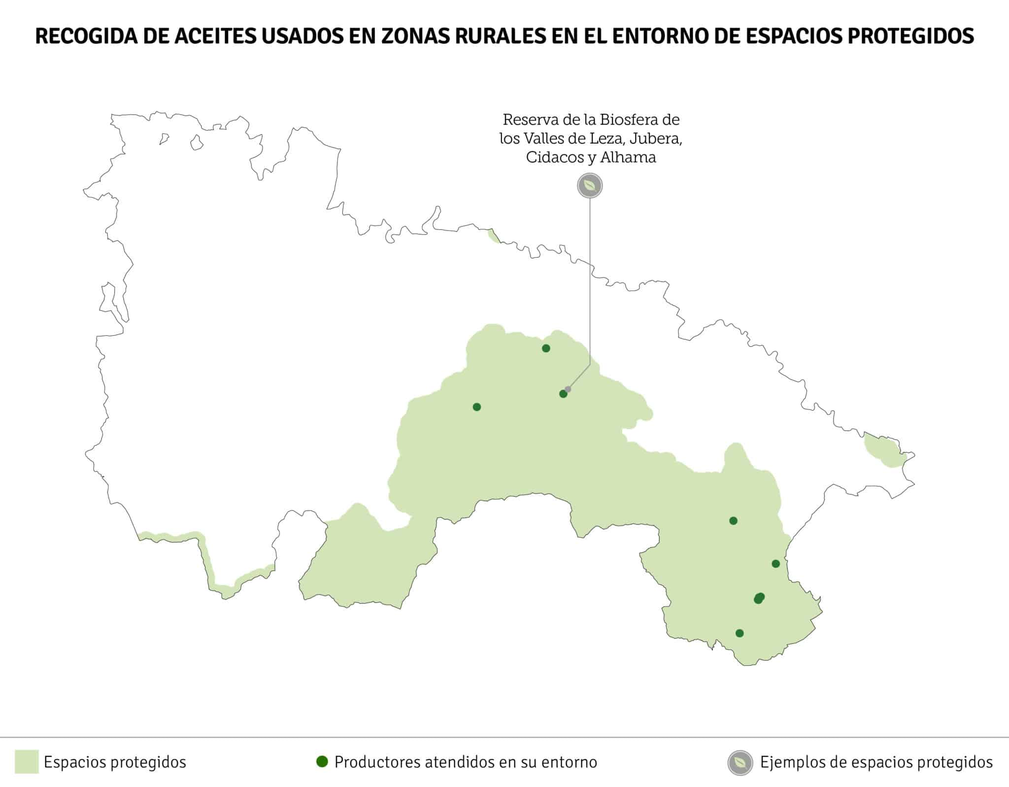 La Rioja recuperó 1.679 toneladas de aceites usados en 2019 2