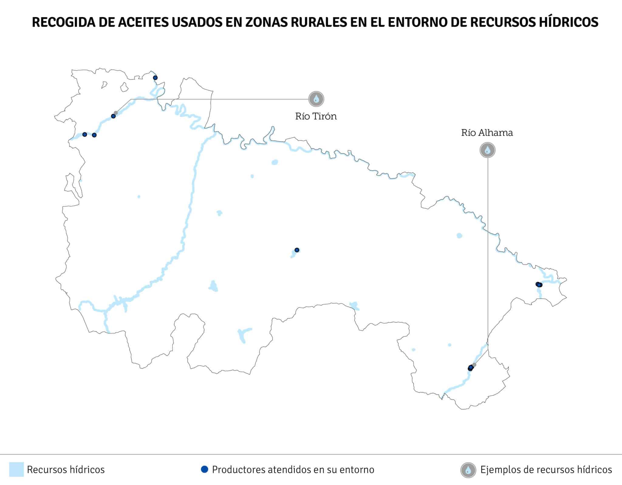 La Rioja recuperó 1.679 toneladas de aceites usados en 2019 1