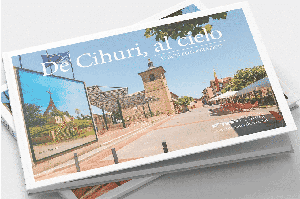 Cihuri lanza una web y un álbum fotográfico para potenciar sus atractivos turísticos 1
