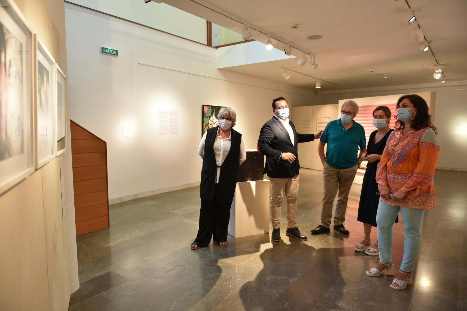 La Muestra de Itinerante de Arte Joven de La Rioja recupera su tránsito tras el estado de alarma 1