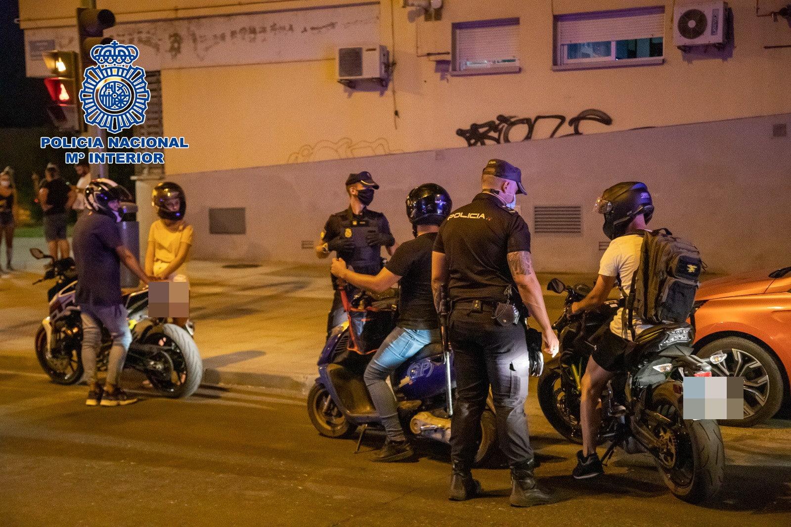 195 personas propuestas para sanción durante este mes en Logroño por no llevar mascarilla 1