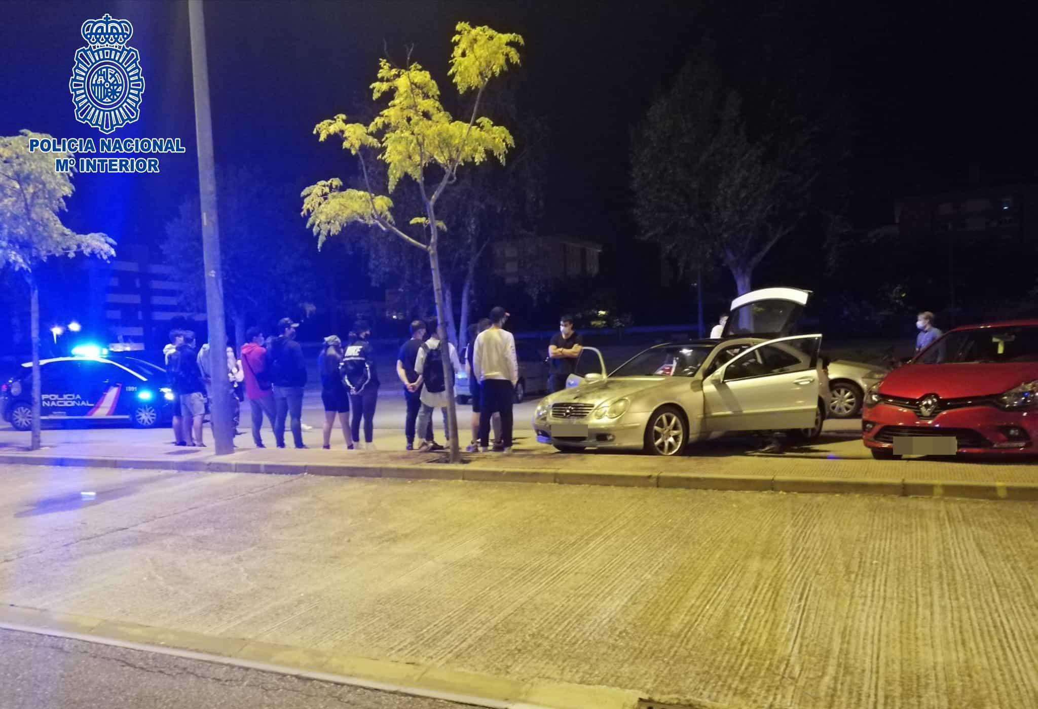 195 personas propuestas para sanción durante este mes en Logroño por no llevar mascarilla 3
