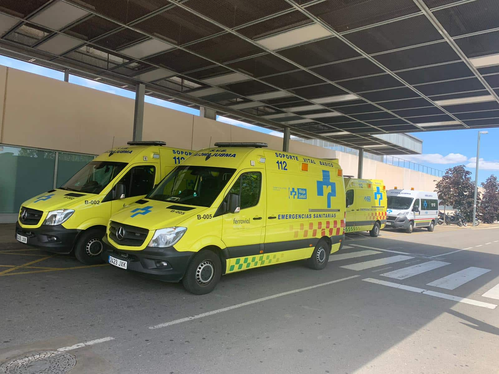 Ambulancias Urgencias