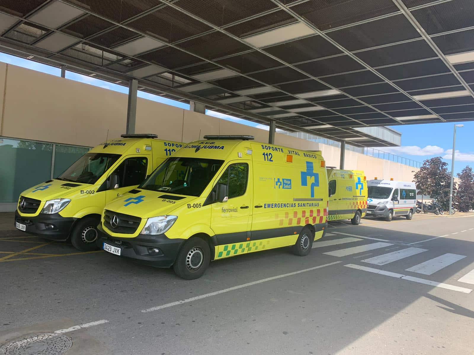 Ambulancias Urgencias