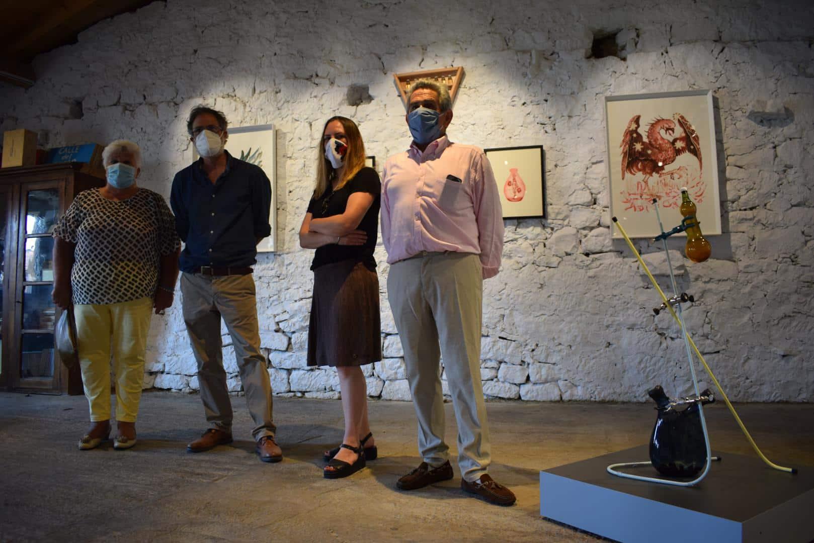 Exposición Sajazarra
