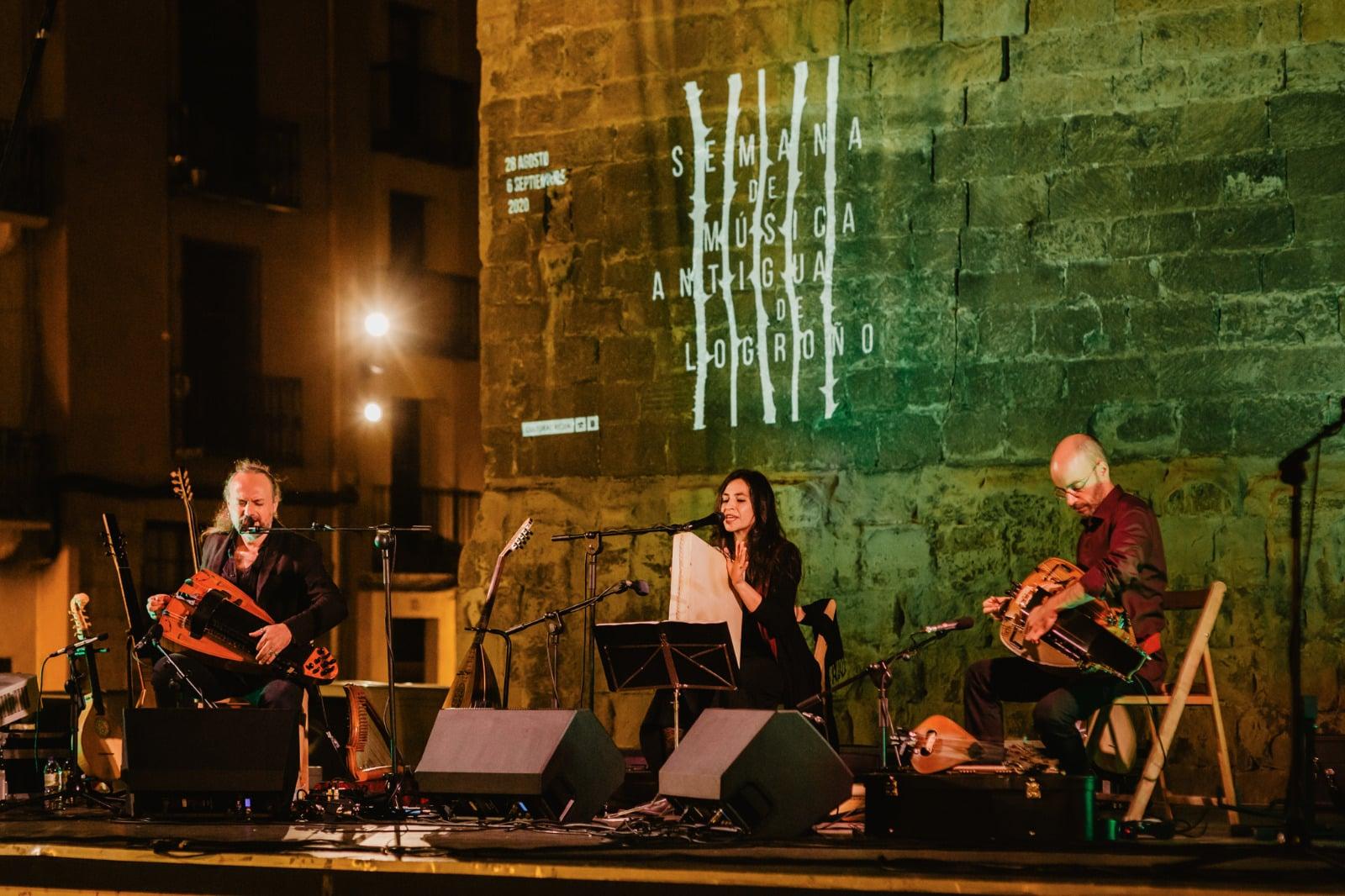 FOTOS: Arranca la XII Semana de Música Antigua de Logroño 4