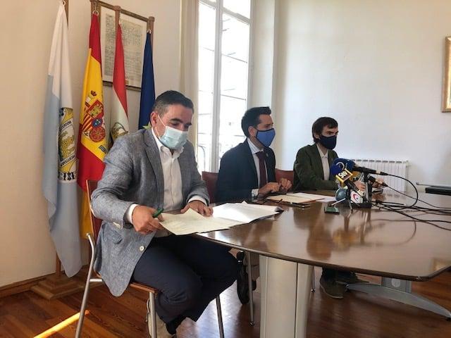 """La Rioja apela a la """"colaboración ciudadana"""" para que los confinamientos en Calahorra, Arnedo y Rincón de Soto """"logren doblegar la curva"""" 2"""