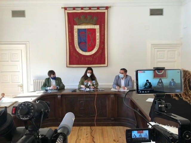 """La Rioja apela a la """"colaboración ciudadana"""" para que los confinamientos en Calahorra, Arnedo y Rincón de Soto """"logren doblegar la curva"""" 1"""