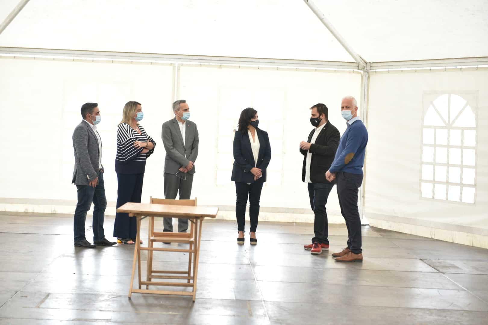 El Gobierno riojano aporta 21.000 euros para la apertura del albergue de temporeros de Haro 1
