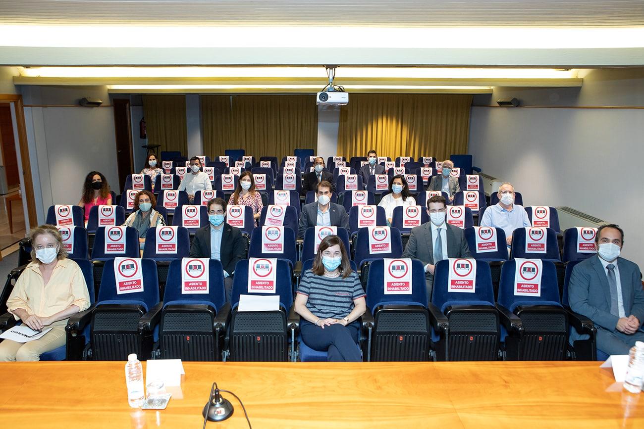 Los farmacéuticos de La Rioja piden al Gobierno la integración de la farmacia con la Atención Primaria 1