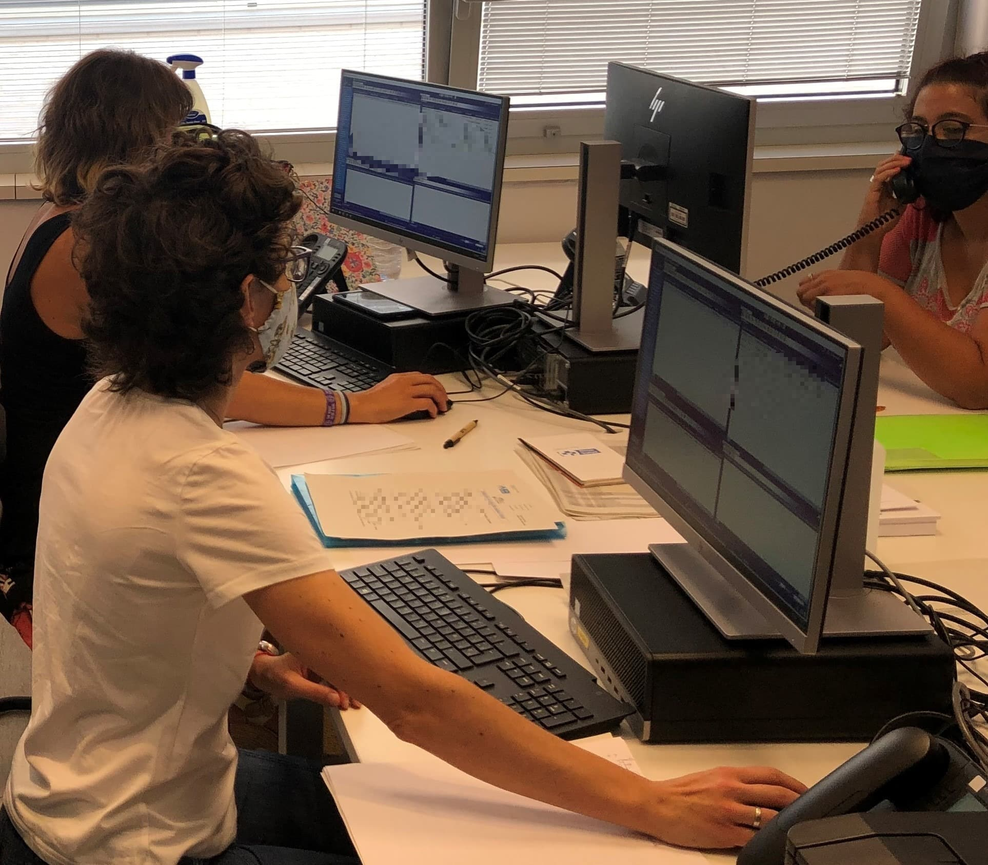 La Rioja refuerza el servicio de atención telefónica Salud Responde para atender consultas sobre el coronavirus 1