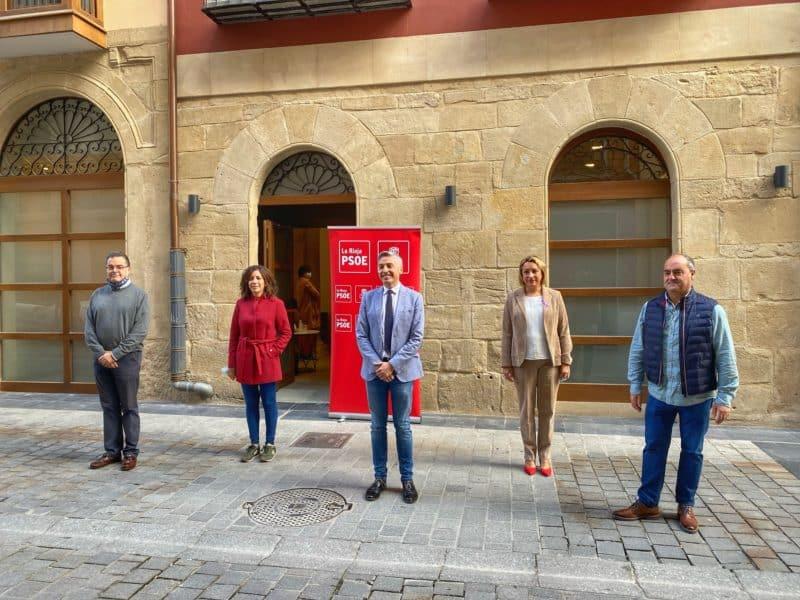 Desayuno informativo del PSOE