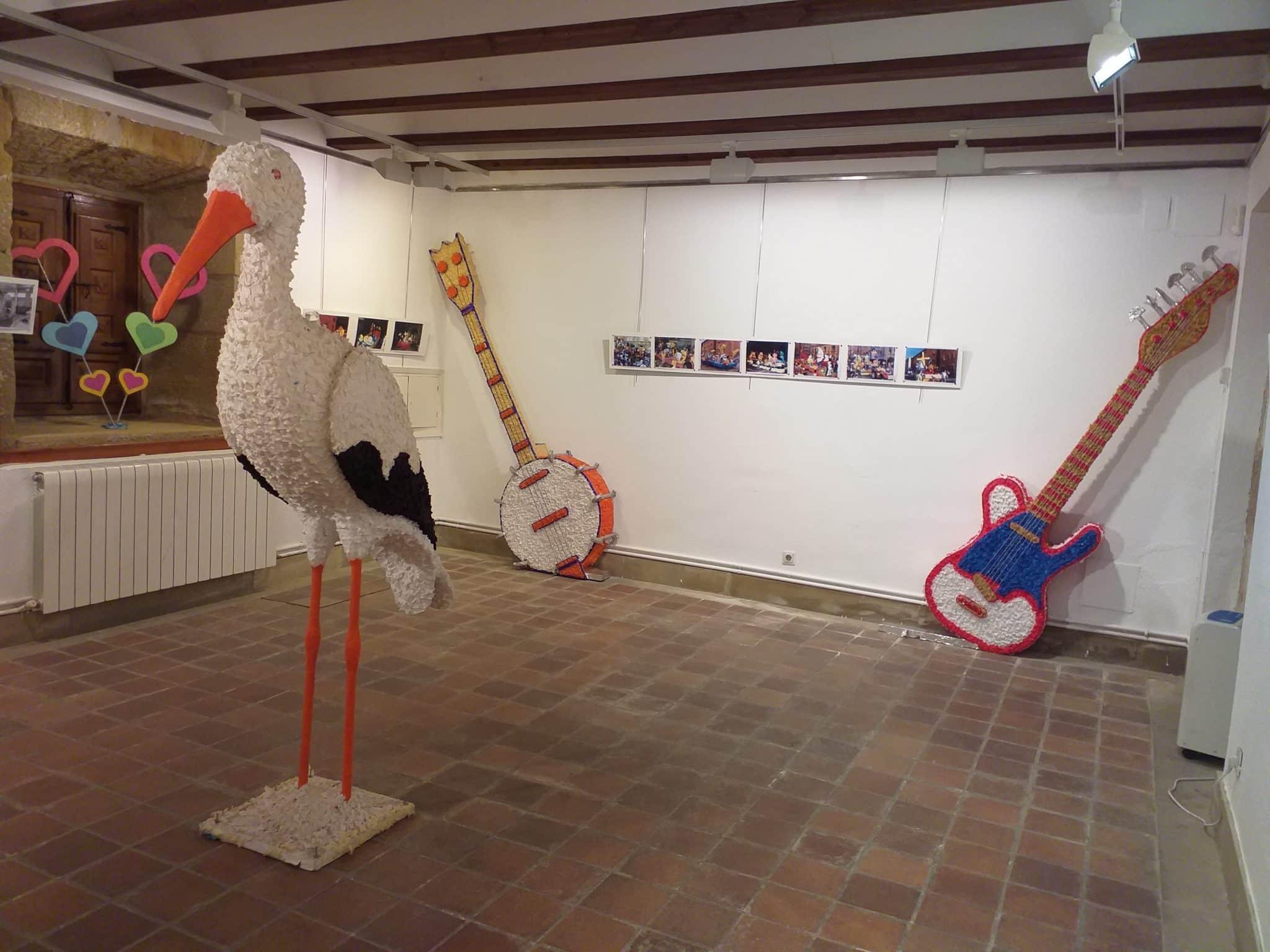 Exposición Carrozas Haro
