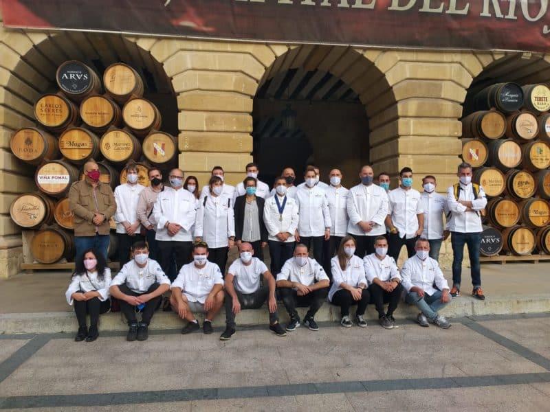 Selección Riojana de Cocina Profesional