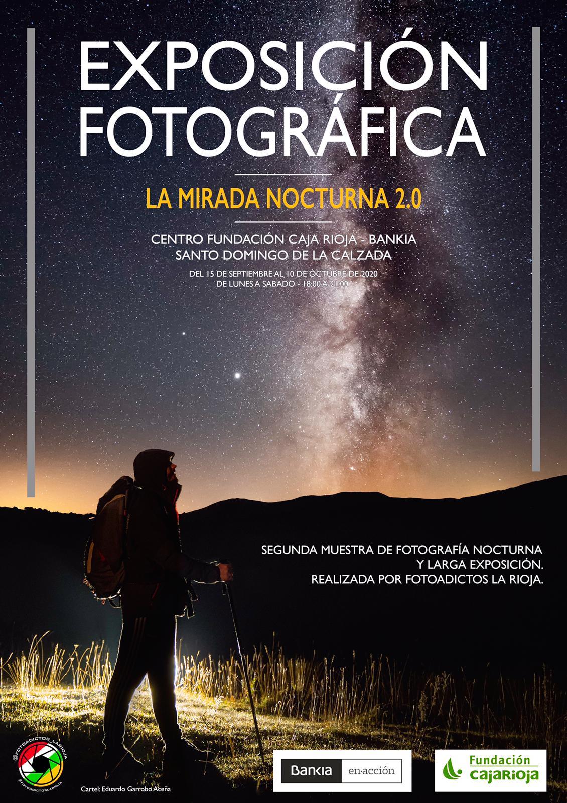 Fotoadictos La Rioja expone sus mejores imágenes nocturnas en Santo Domingo 5