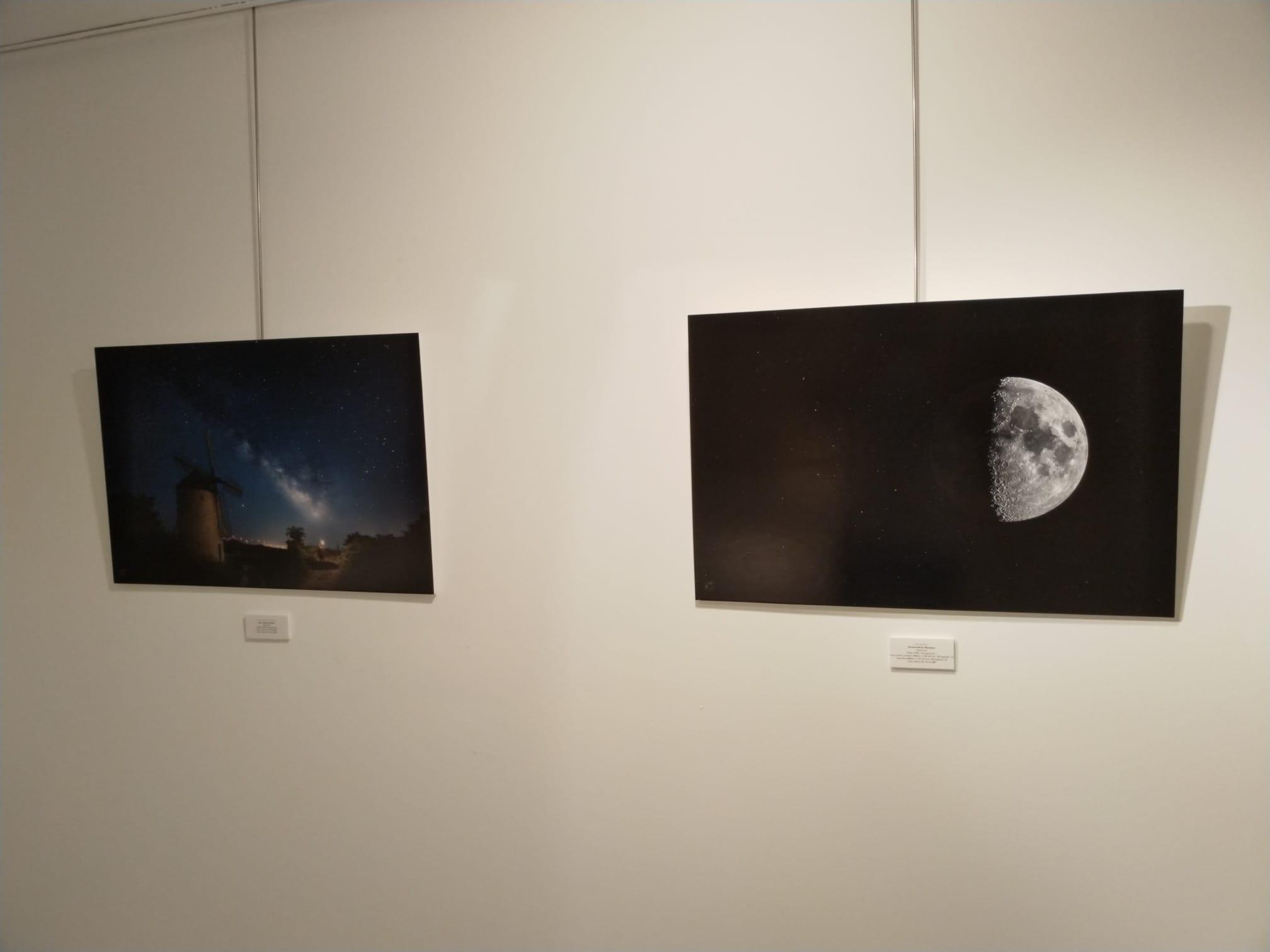 Fotoadictos La Rioja expone sus mejores imágenes nocturnas en Santo Domingo 2