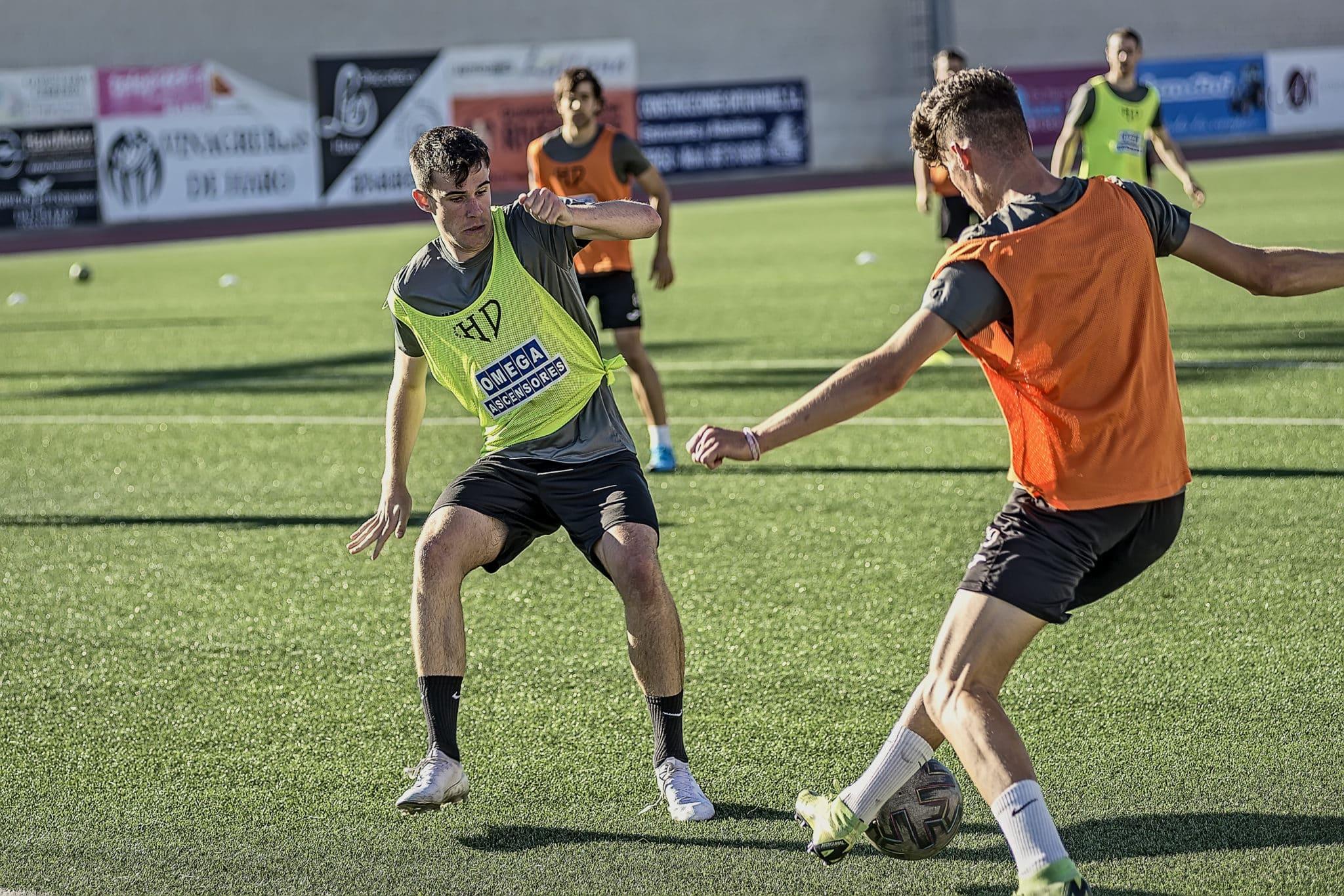 Pretemporada Haro Deportivo