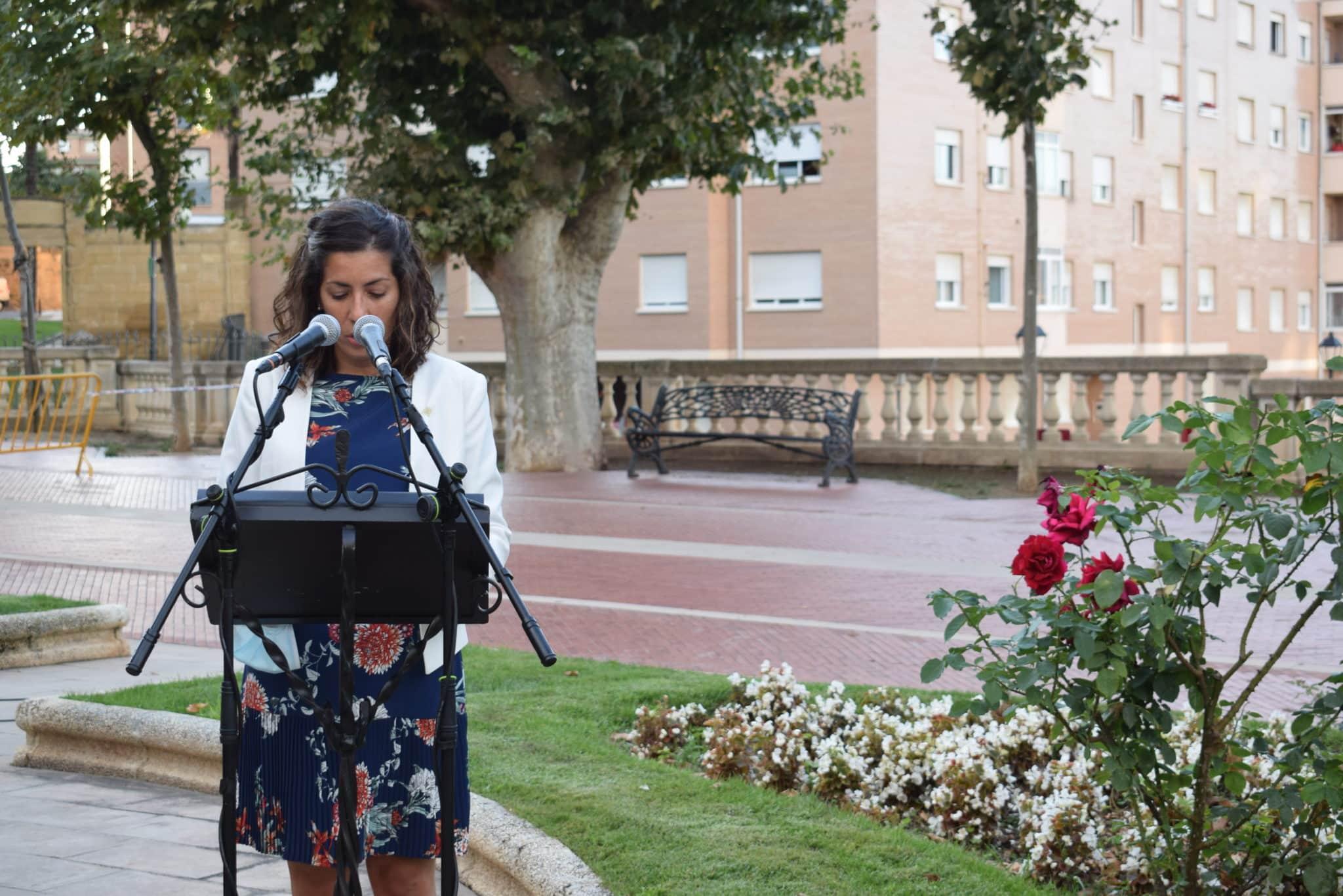 FOTOS: Haro homenajea a las víctimas de la pandemia 12