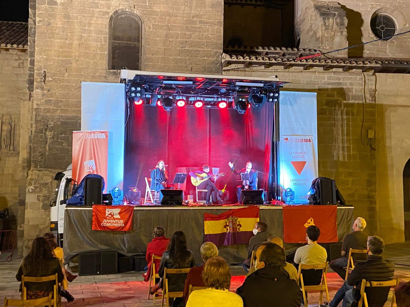 IU La Rioja inaugura 'La Zurda', su nueva sede regional 2