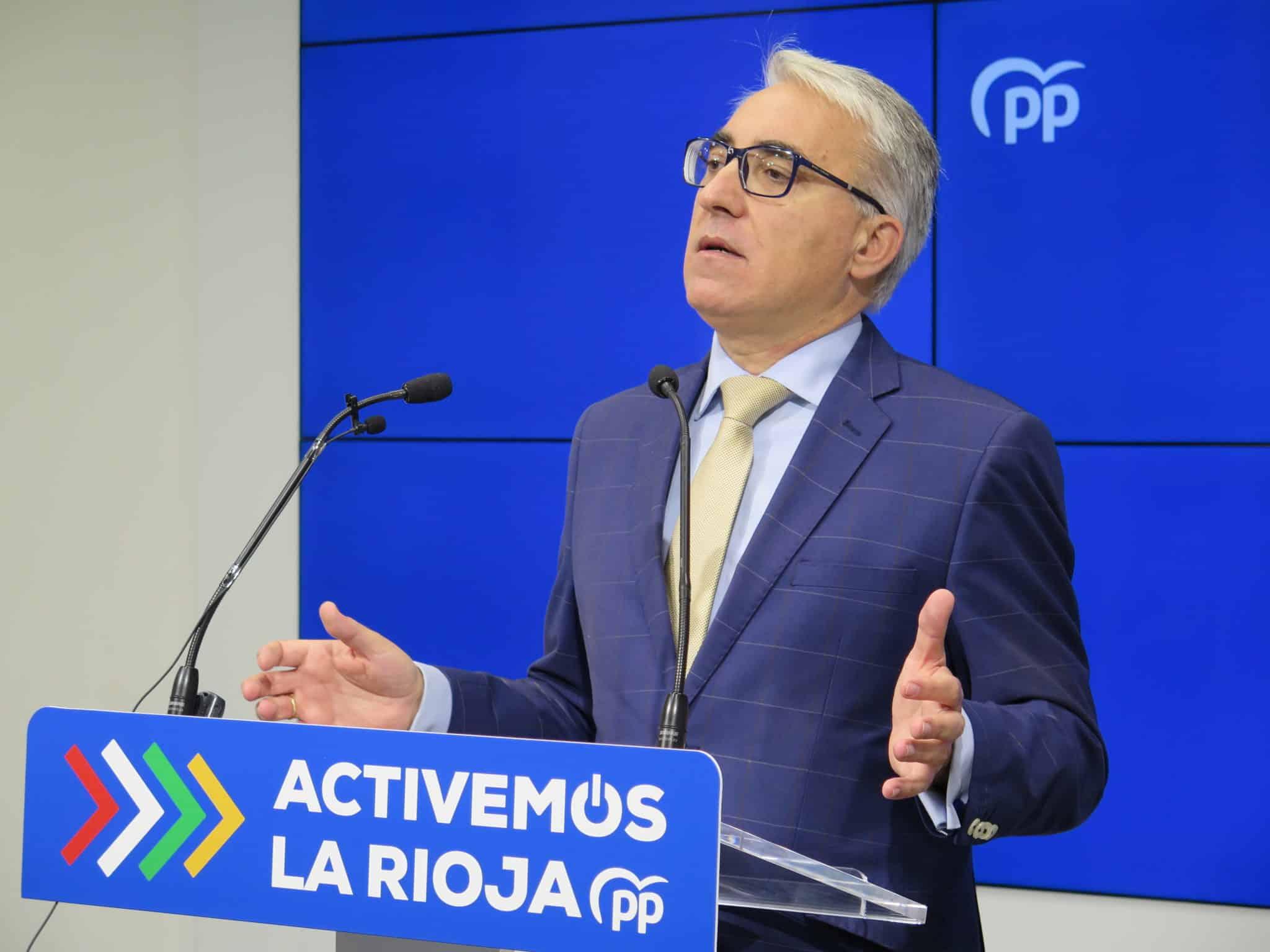 """El PP de La Rioja vuelve a apostar por los test masivos para """"anticiparse y no seguir llegando tarde"""" 1"""