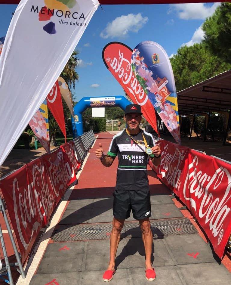 """Luis de la Fuente dedica su triunfo en Menorca a su padre: """"Hoy corríamos dos"""" 3"""