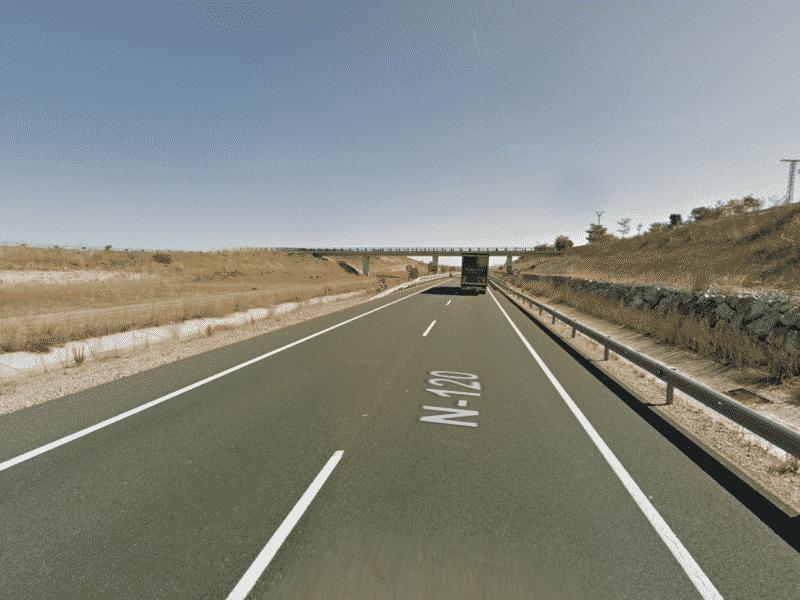 Carretera N-120