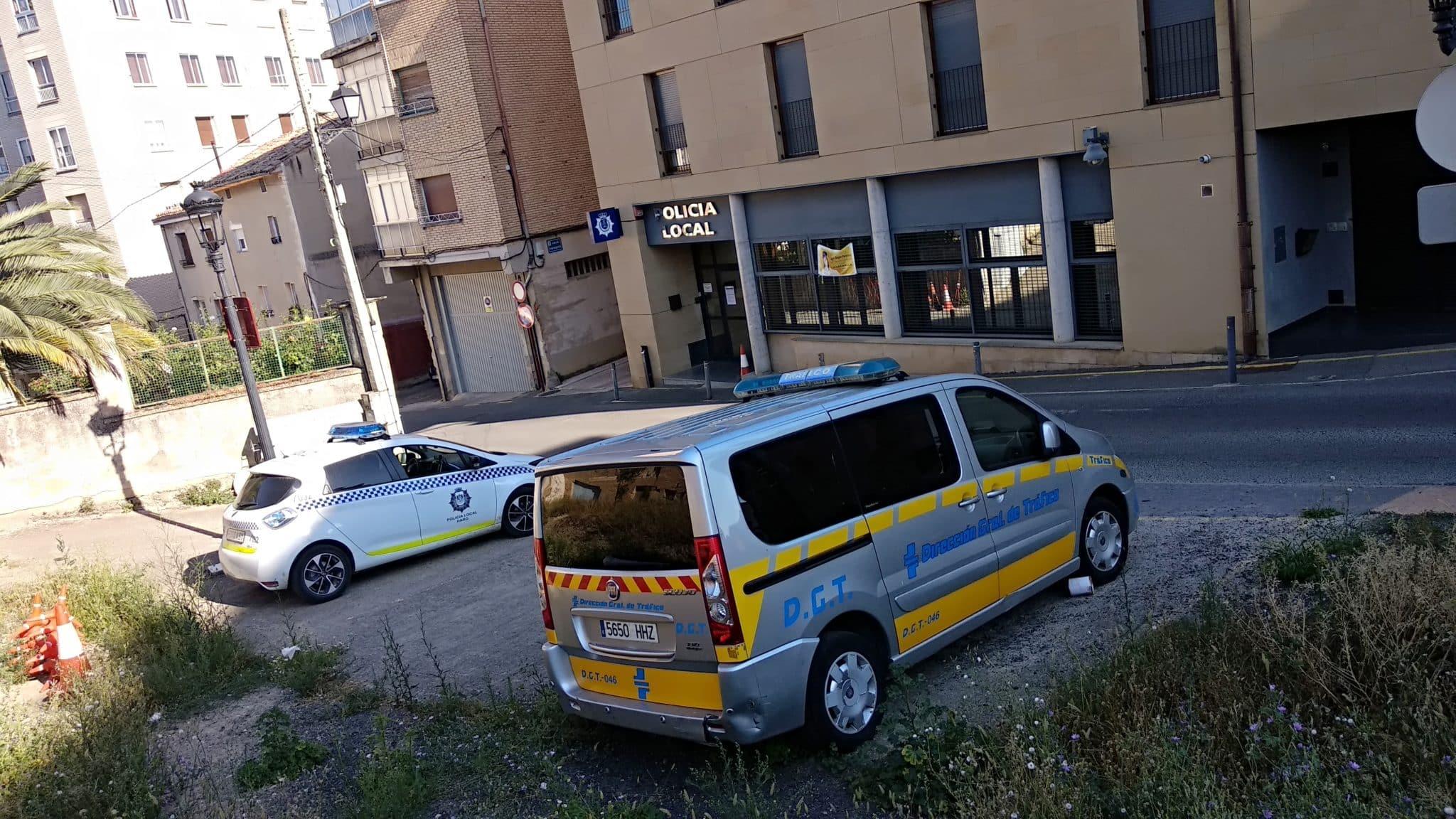 Jefatura Policía Local Haro