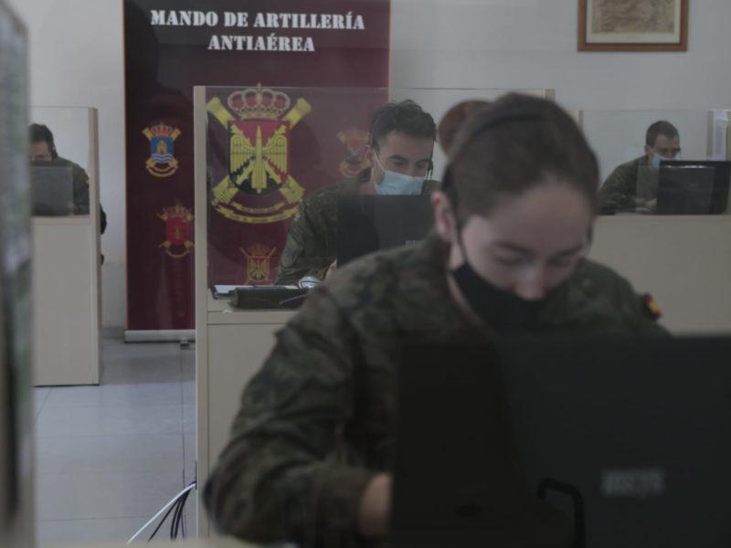 Rastreadores del Ejército