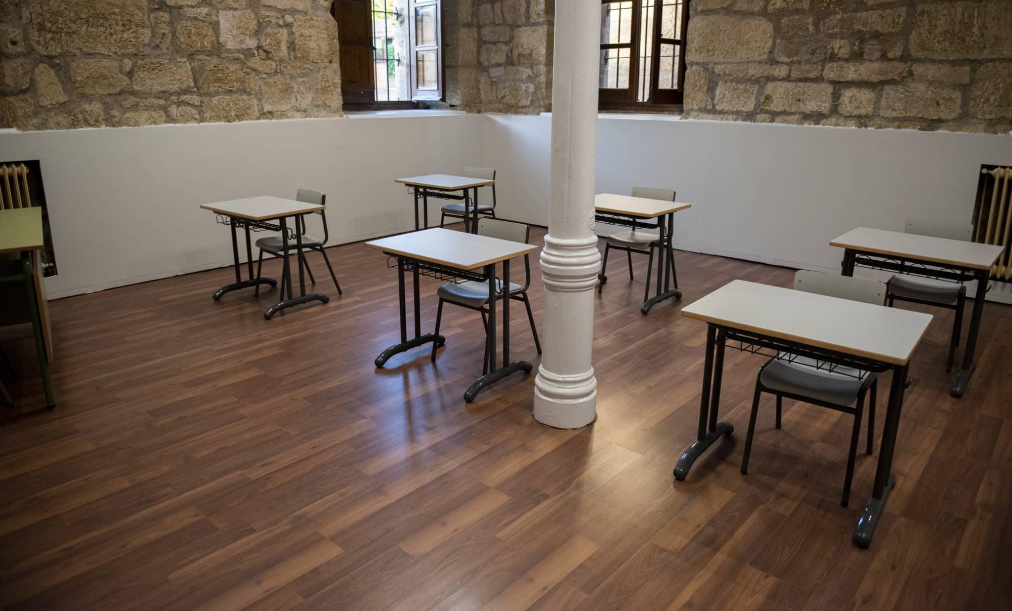 FOTOS: El Colegio de Ollauri recupera su actividad tras más de dos décadas cerrado 15