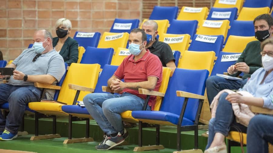 """Andreu preside en Nájera una reunión con centros educativos y alcaldes: """"La pandemia no puede hipotecar la Educación de nuestros hijos"""" 4"""