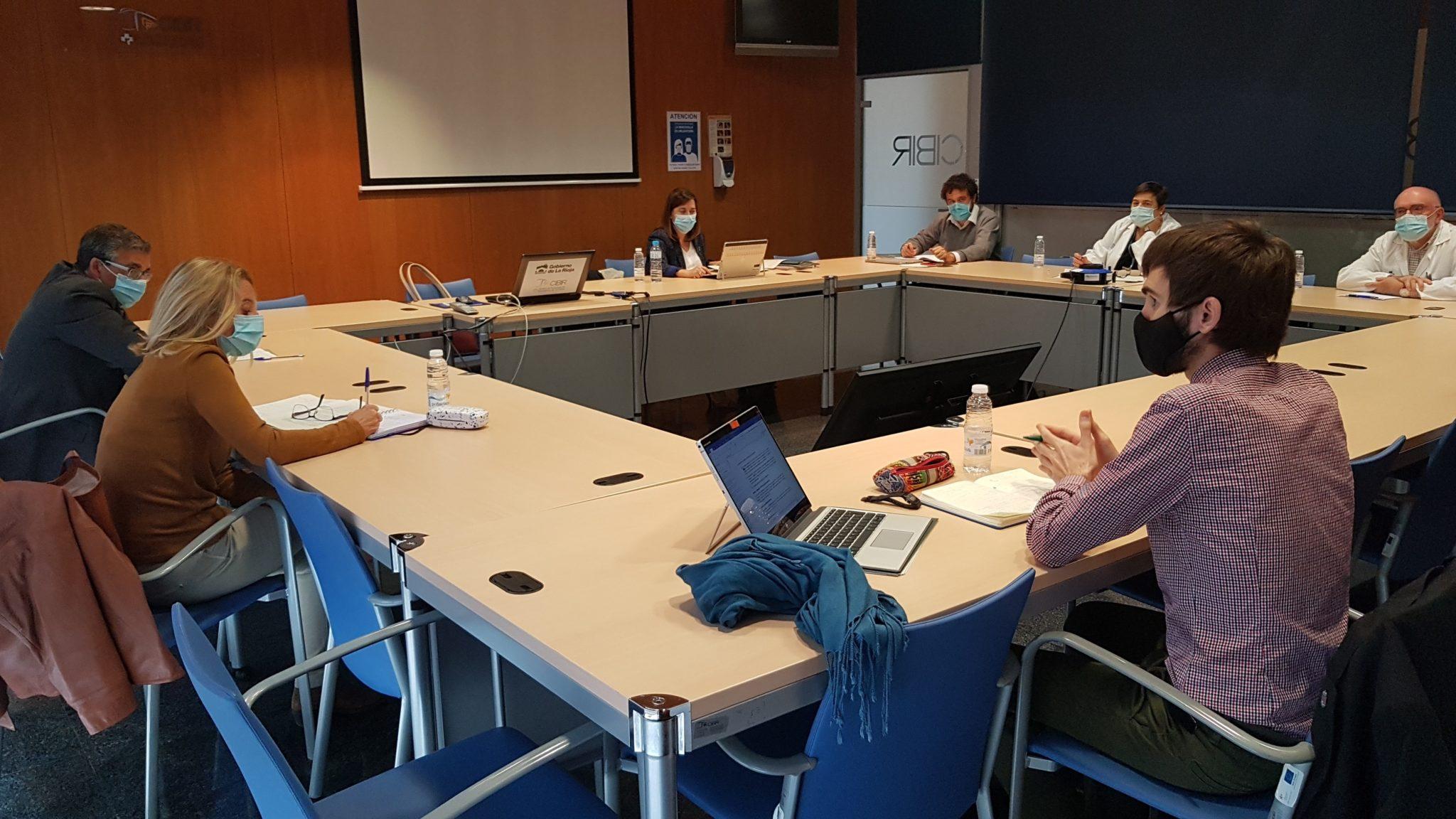 La Rioja registra dos nuevas muertes por coronavirus y 120 contagios 1