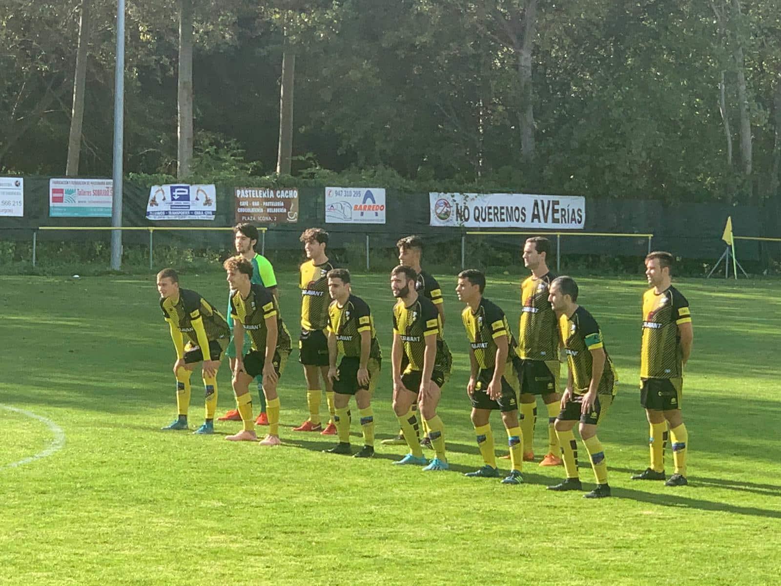 El Náxara elimina al Casalarreina y jugará la final de la Copa Federación ante el Arnedo 1