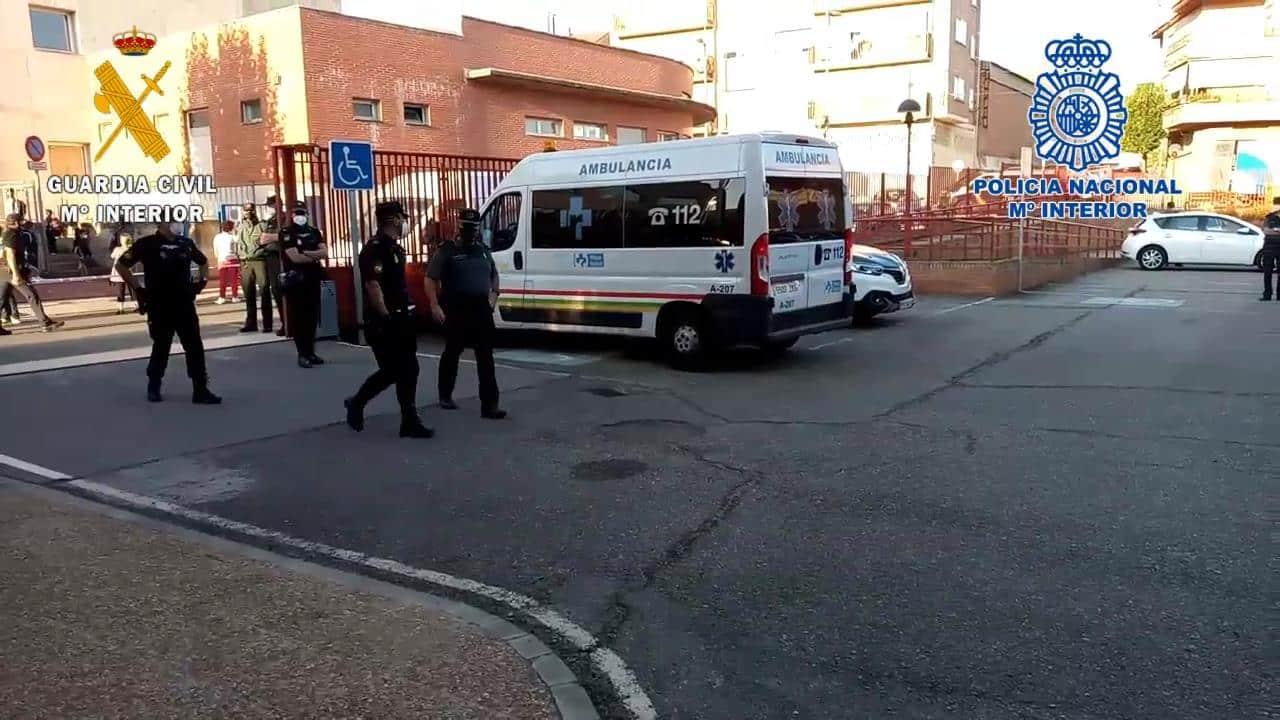 Las Fuerzas y Cuerpos de Seguridad del Estado colaboran en el dispositvo de traslado de temporeros en La Rioja 5