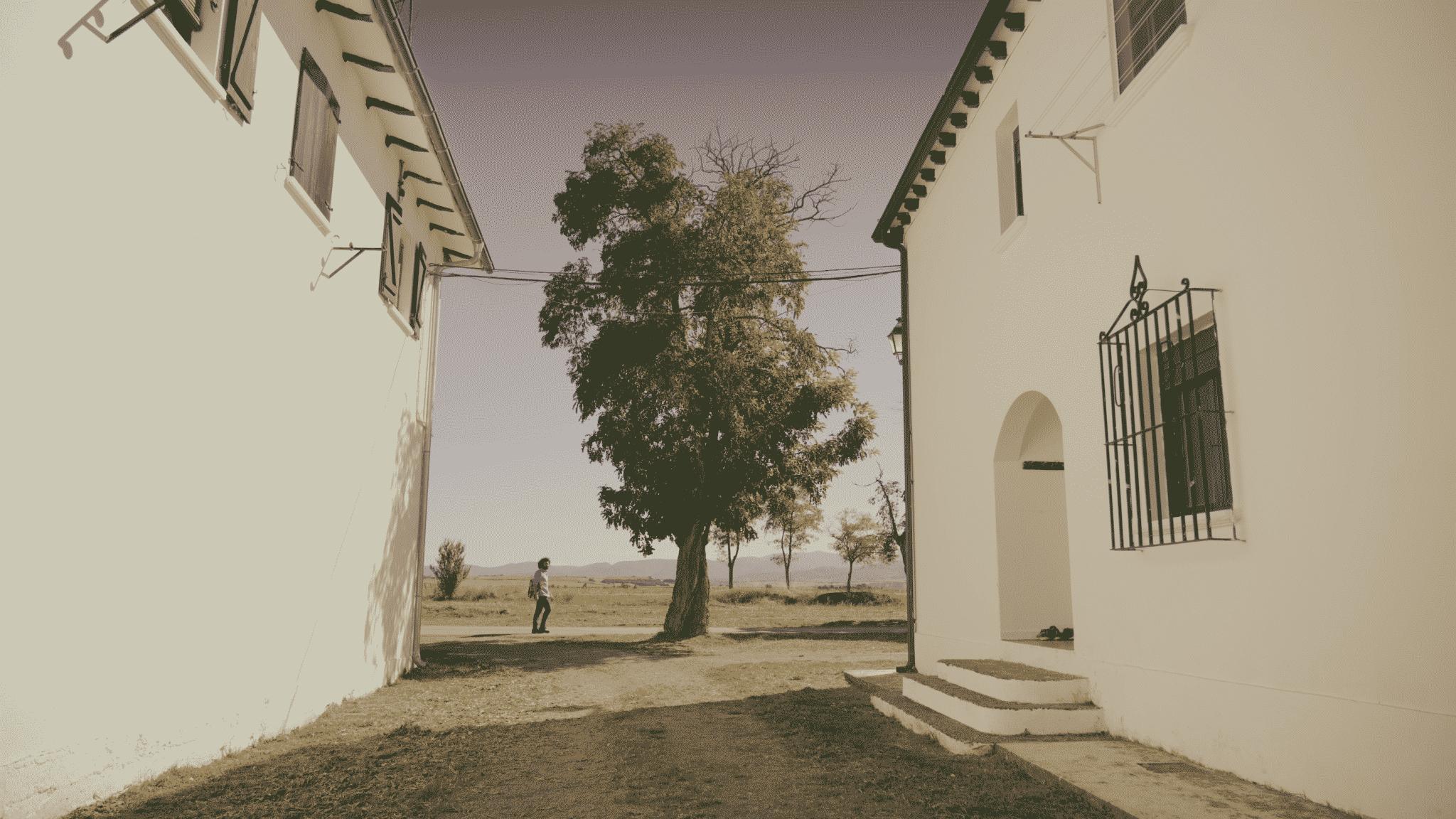Anguciana, uno de los escenarios del corto que apadrina la categoría Set La Rioja de Notodofilmfest 3