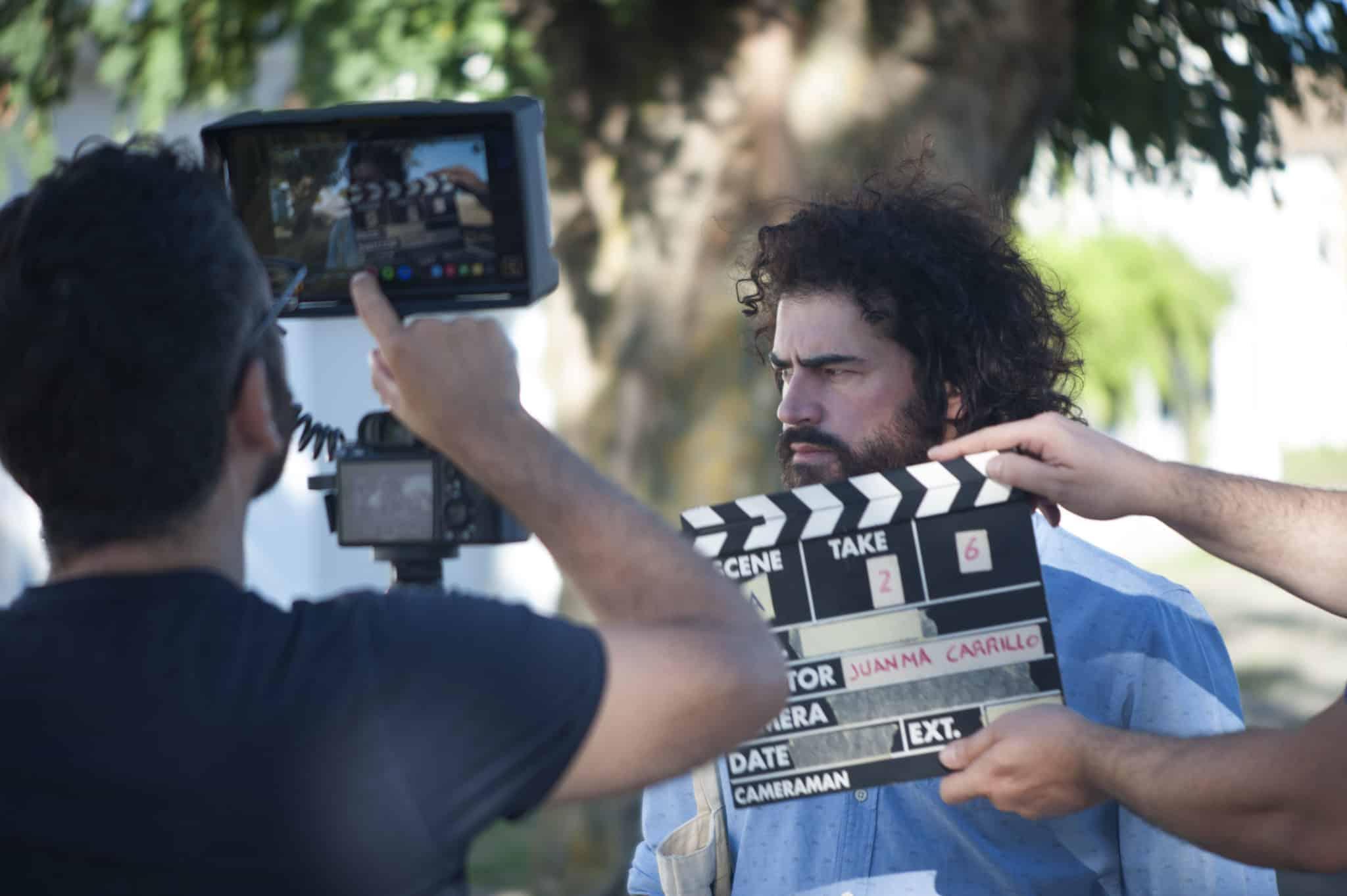 Anguciana, uno de los escenarios del corto que apadrina la categoría Set La Rioja de Notodofilmfest 2