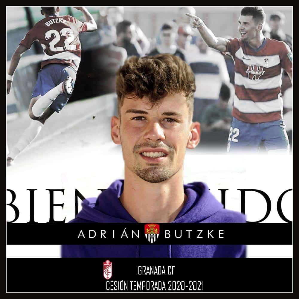 El delantero Adrián Butzke llega cedido al Haro 1