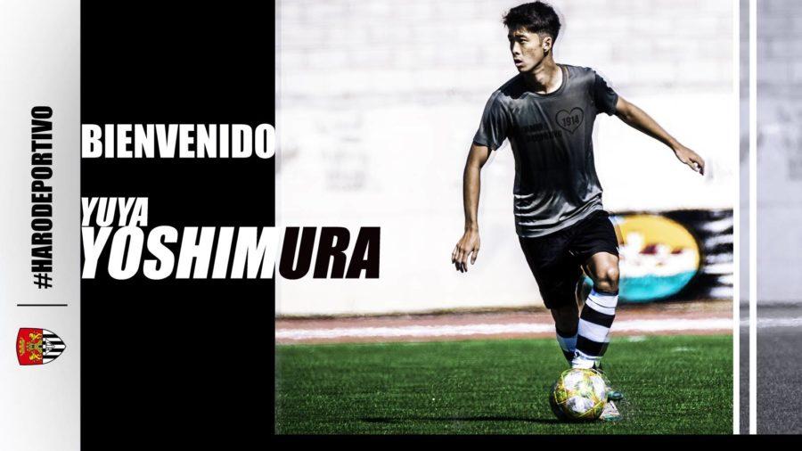 Talento japonés para el Haro: llega Yuya Yoshimura 1