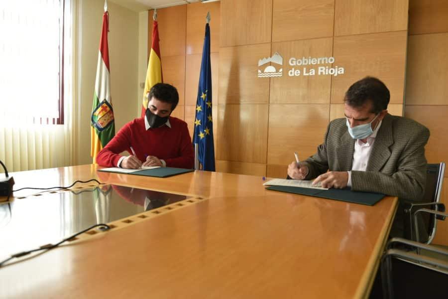 La Rioja e Iberdrola firman un convenio para modificar tendidos eléctricos y mejorar la protección de la avifauna 1