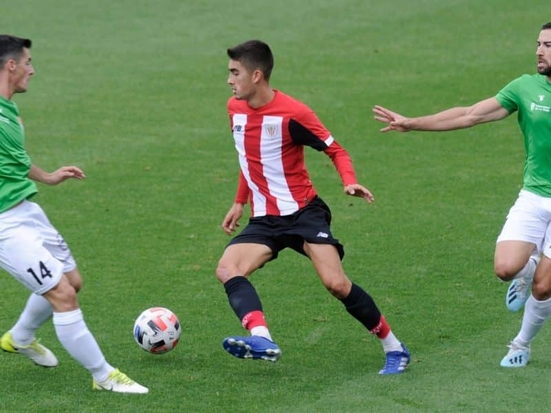Bilbao Athletic Haro