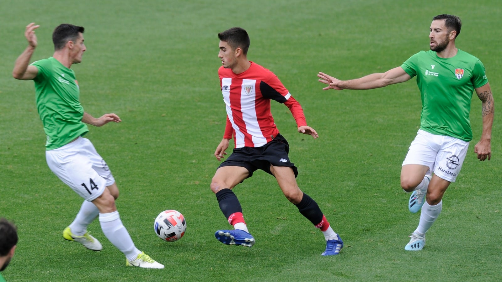 Bilbao Athletic Haro